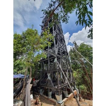 FIBERGLASS WATCH TOWER