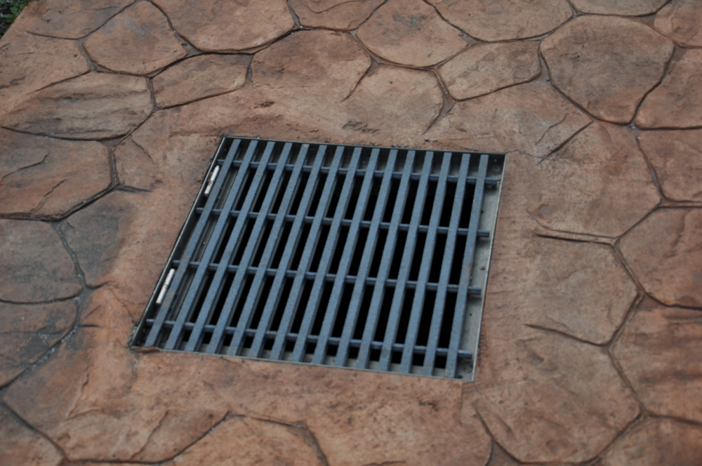Fiberglass Walkway Grating Cover