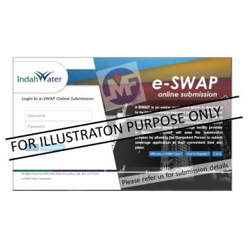 Sewerage Submission Services 18 to 30 PE