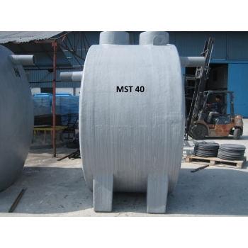 Mechanical Septic Tank MST 40 PE