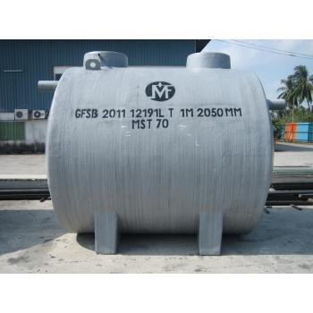 Small Sewage Treatment System SSTS 70PE (MST 70PE)