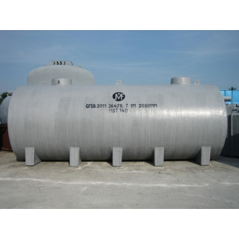 Mechanical Septic Tank MST 140 PE