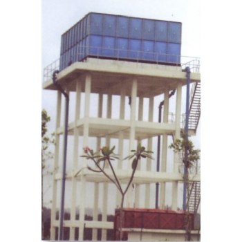 FRP/GRP Sectional Panel Water Tank
