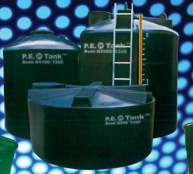 LMD Polyethylene Water Tanks