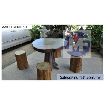 WATER FEATURES SET