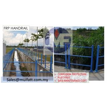 HAND RAIL FRP 1