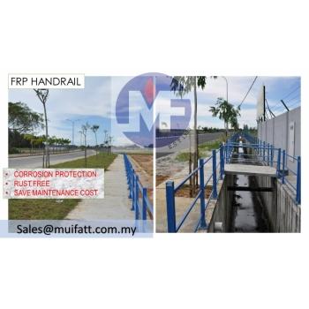 HAND RAIL FRP 2