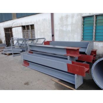 FRP Lamination - Steel Sturcture
