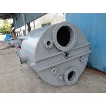 FRP Lamination - Mild Steel Tank