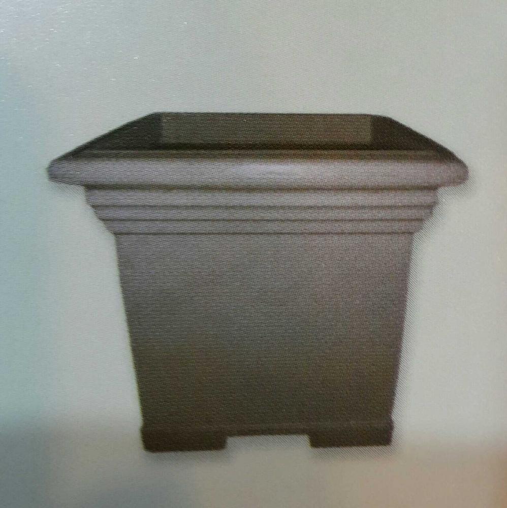Roman Square Deco Pot